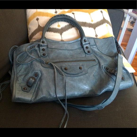 9b5a2a57a48 Balenciaga Bags | Tempete Part Time | Poshmark